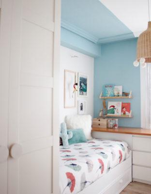 vivomicasa interiorismo accesible diseño dormitorio infantil